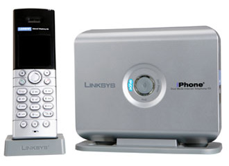 Linksys iPhone