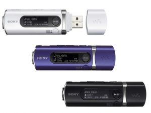 Sony NWD-B100